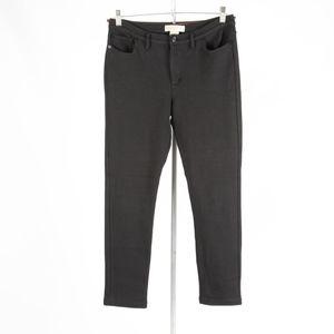 Michael Kors – Black Slim Stretch Knit Pants – 8